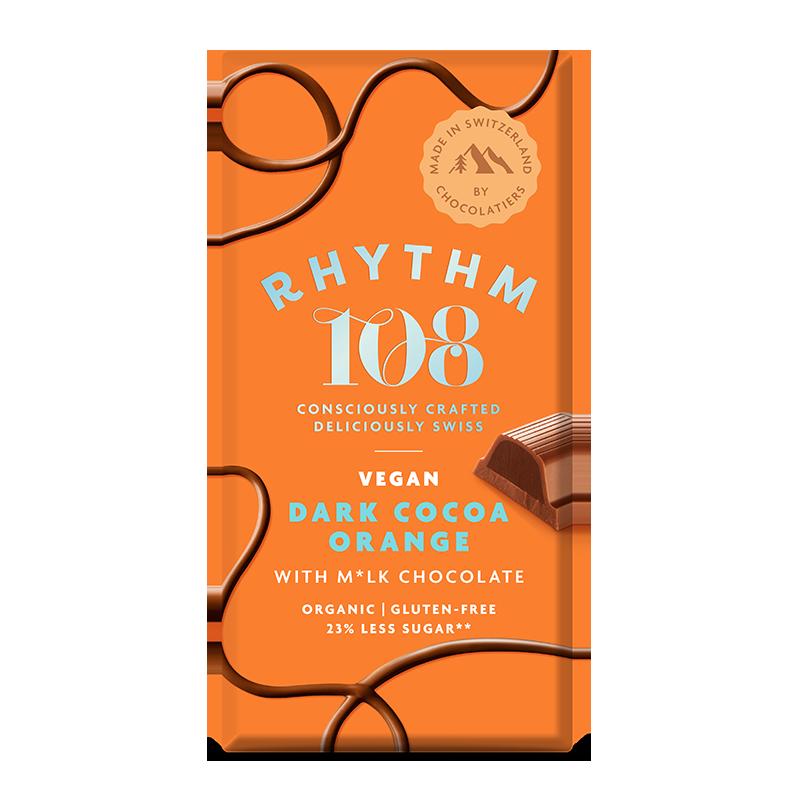 Dark Cocoa Orange Bar